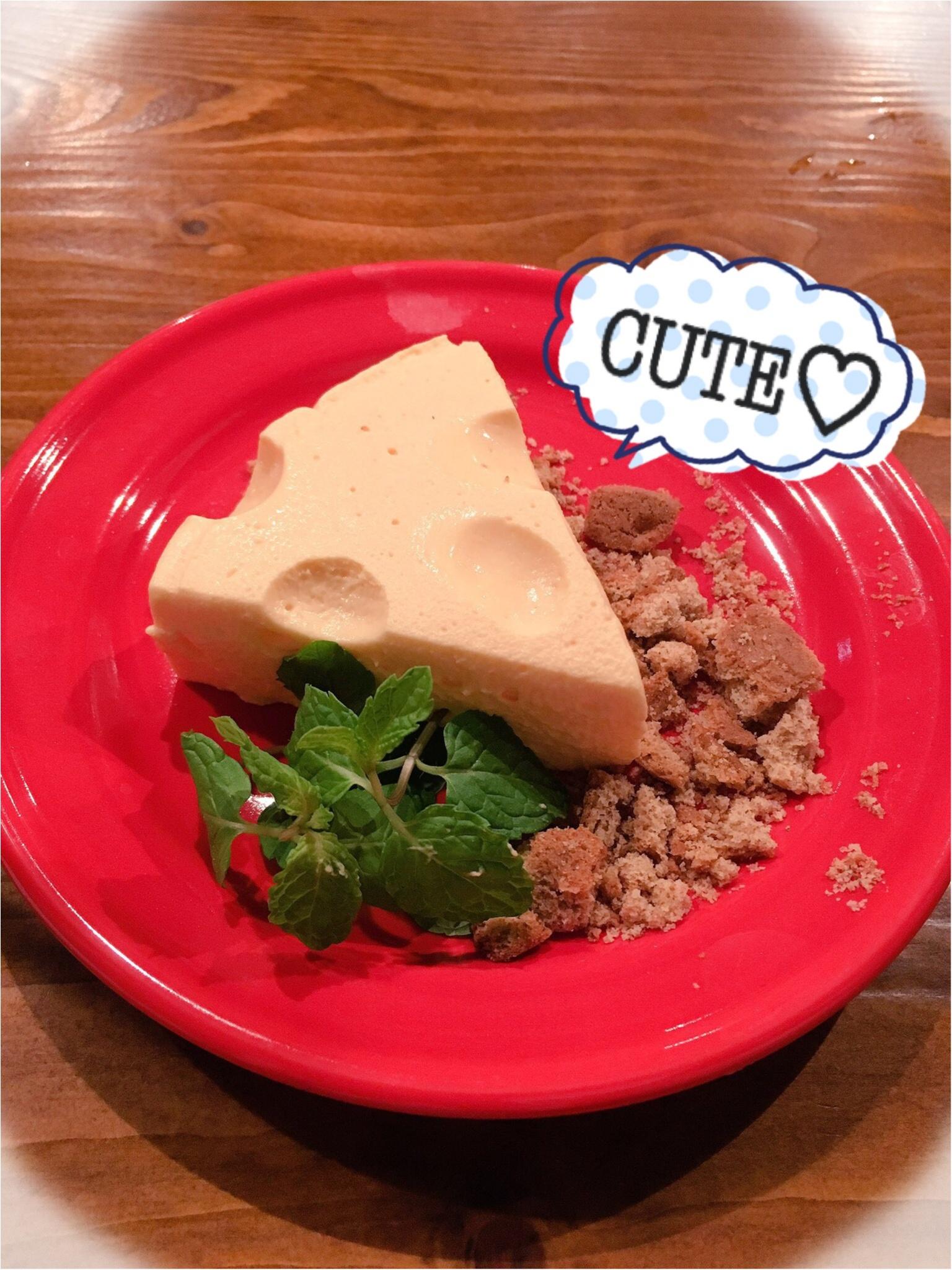 【MORE1月号掲載】渋谷に山小屋!?『CCC渋谷(チーズケーキカフェ)』でチーズとお肉が盛りだくさんの女子会をしてきました♡_7