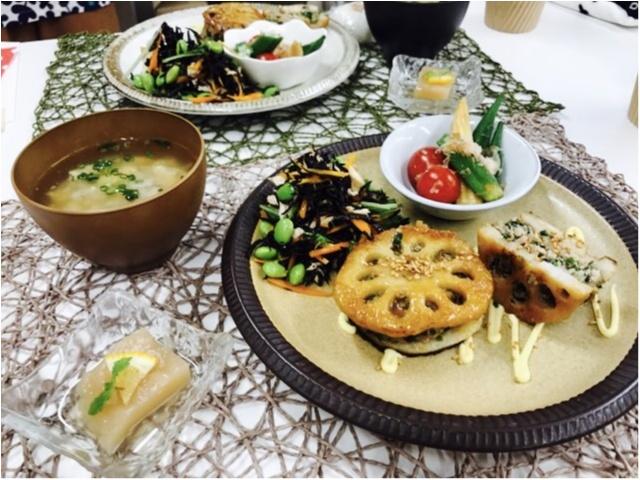 【料理教室】プロサッカー選手の夫を支える料理上手★中村明花さんの料理教室に参加してきました♡♡_1