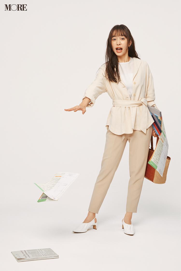 『ラグナムーン』のこの5着を使ってオフィスで「洗練された大人女子」を目指せ♡_4