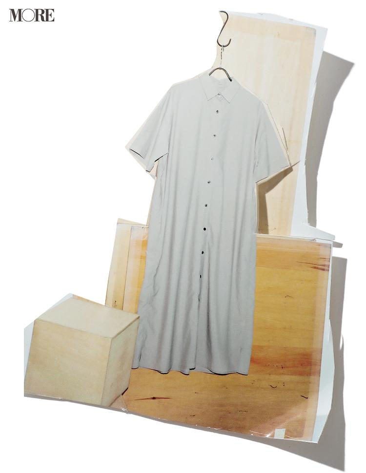 ライター野崎久実子さんが推薦するIN&OUTな春服