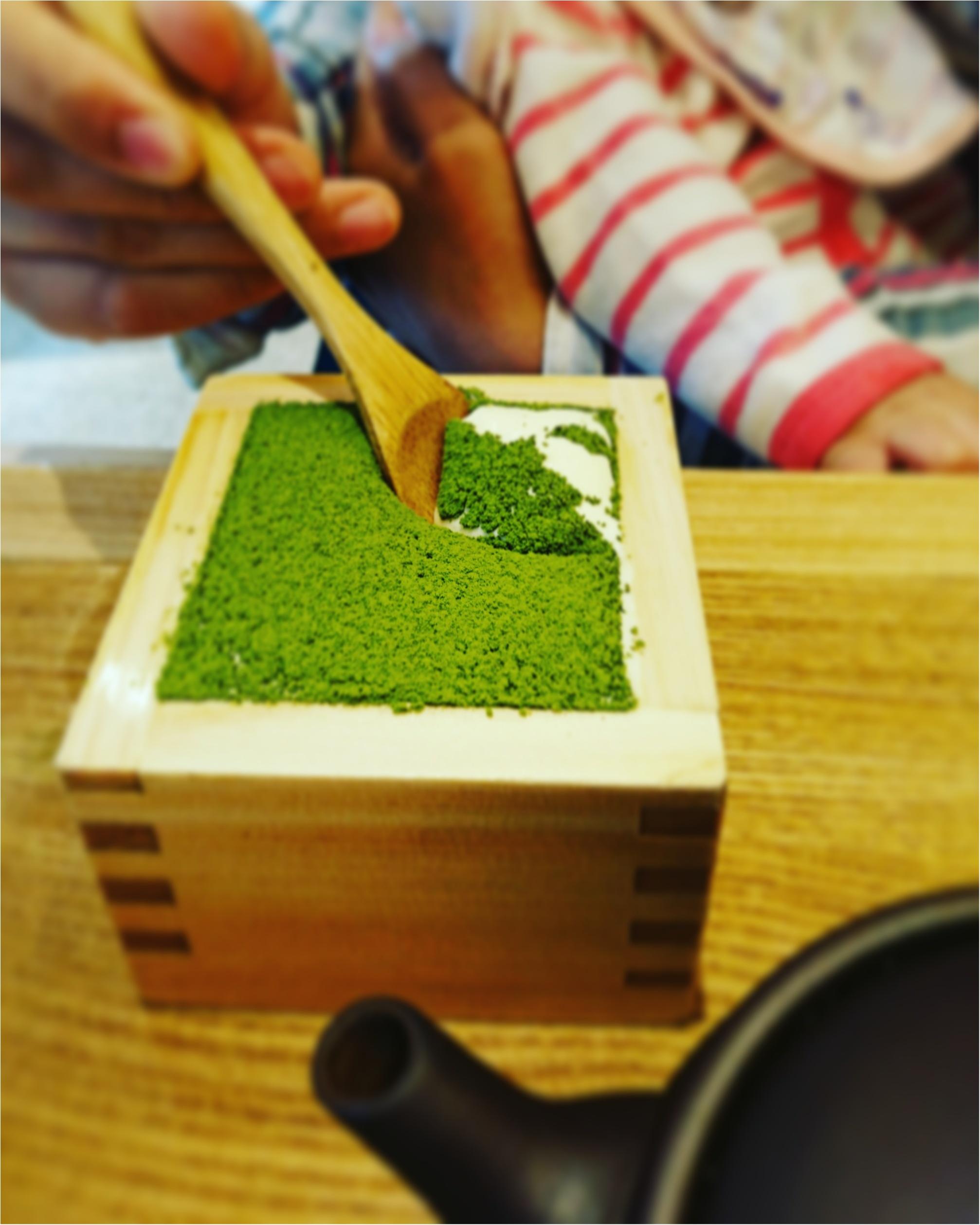 京都で大人気! 抹茶館のティラミスを並ばずに頂く!_3