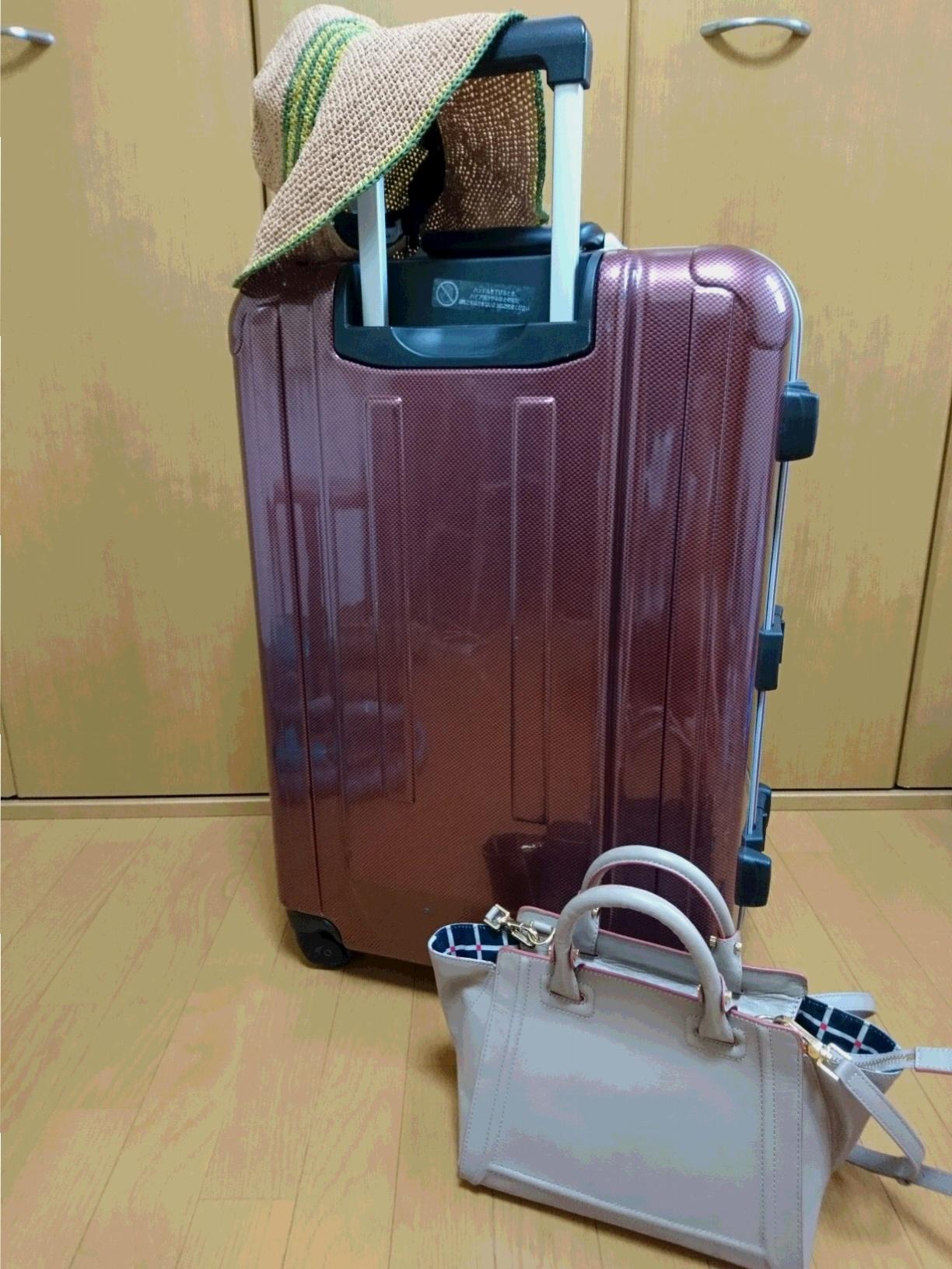 夏休み 旅行 7日間のパッキング&ファッション ご紹介☆_6