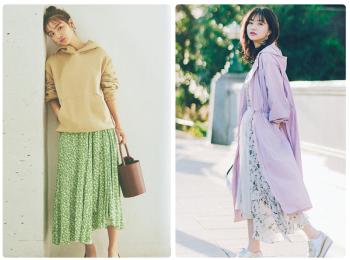春色コーデ特集《2019年版》- かわいくておしゃれなトレンドカラーでつくる春コーデ特集