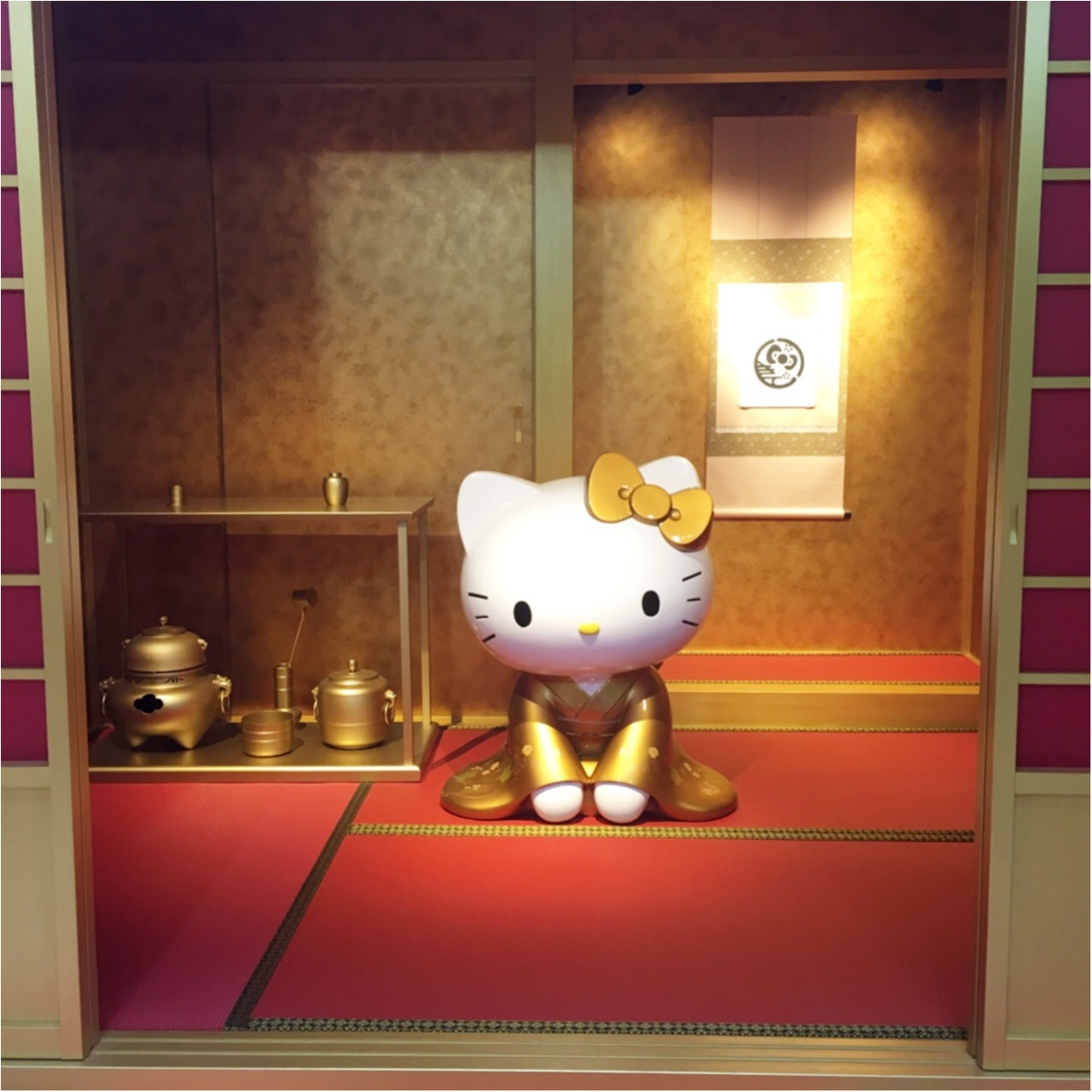 京都に行ったら行きたい♡キティづくしの『はろうきてぃ茶寮』_16
