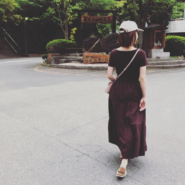 【GU】夏のトレンドワンピース!♡_3