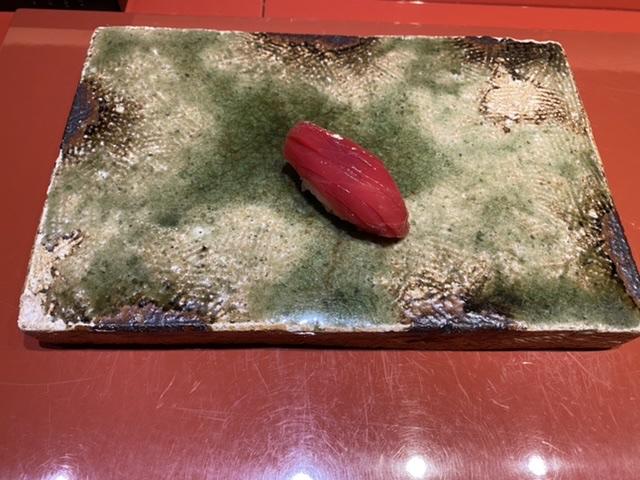 銀座の美味しいお寿司屋さんに行ってきました。_4