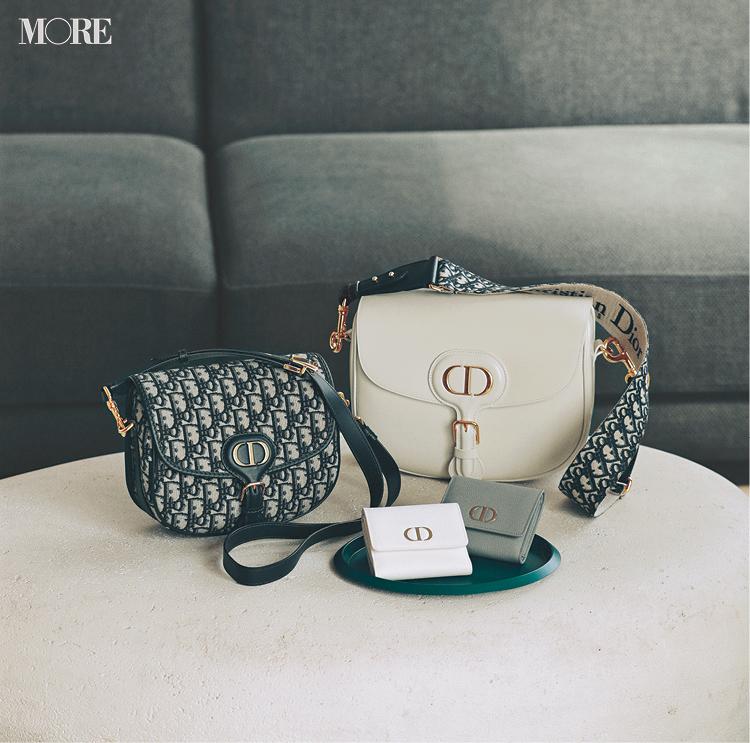 『ディオール』の新作バッグで、秋のキーワード「クラシック」を堪能したい♡_1
