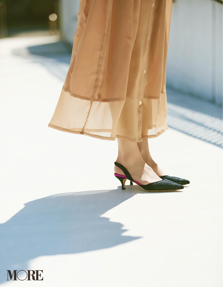 今すぐも夏も使える靴はどれ? 足もとは軽やかに、夏。「マストな4タイプ」はこれだ!_1