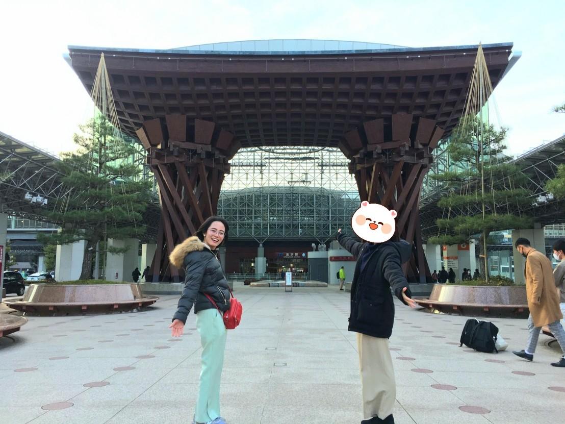 《金沢・能登女子旅♡》観光・ドライブ・縁結び☆宿はあの「加賀屋」でプチ贅沢三昧☆_34
