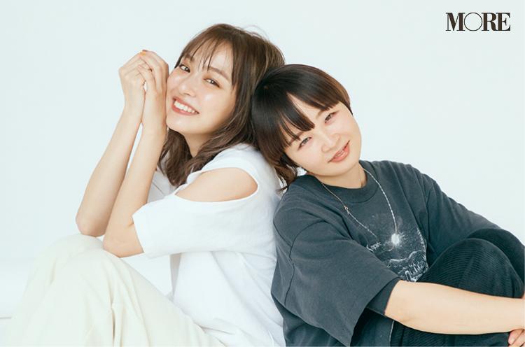 吉﨑沙世子さんと内田理央