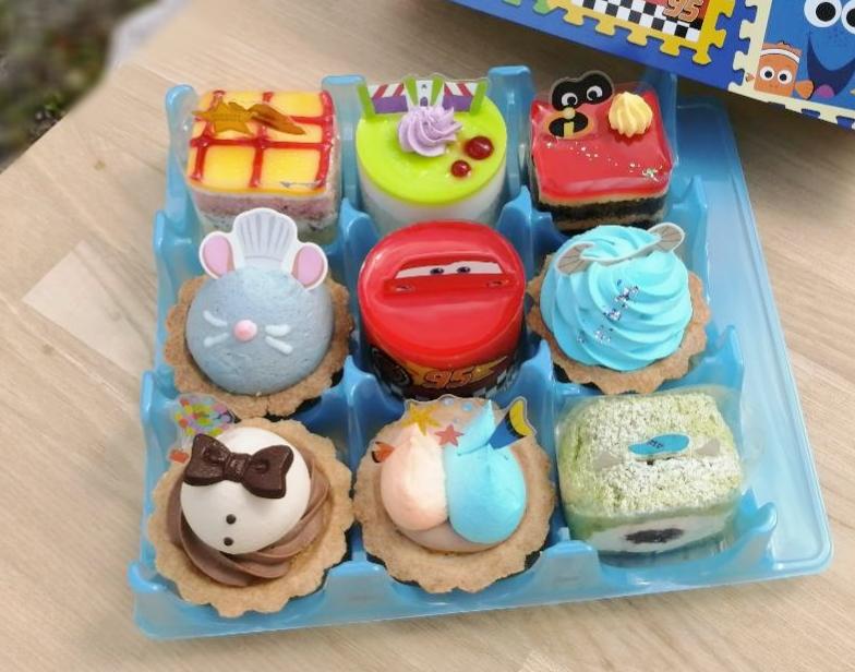 【ピクサー好き必見】コージーコーナーからかわいすぎるケーキが発売されている!!_1