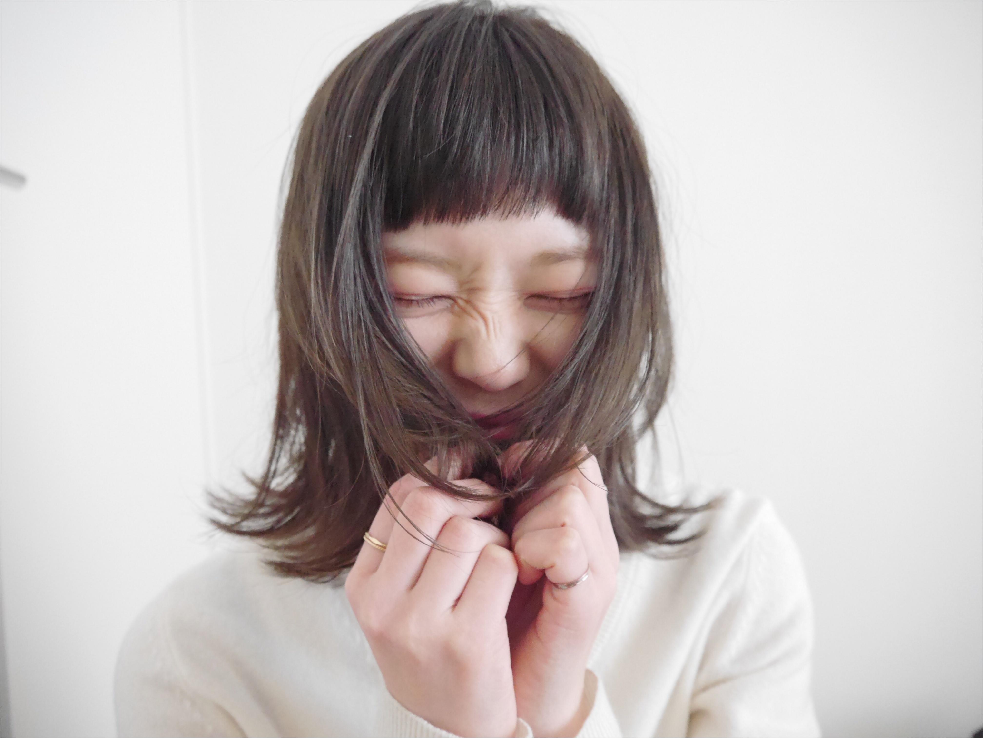 ★原宿サロンk.e.yにて、《春のヘアスタイル》完成しました☺︎そして先行発売しているコレが超おすすめ!!_2