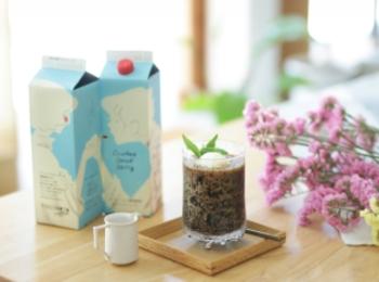 『TSUJIMOTO coffee』の飲むコーヒーゼリーがおしゃれでおいしい♡ カフェインレス、食物繊維使用なのもポイント!