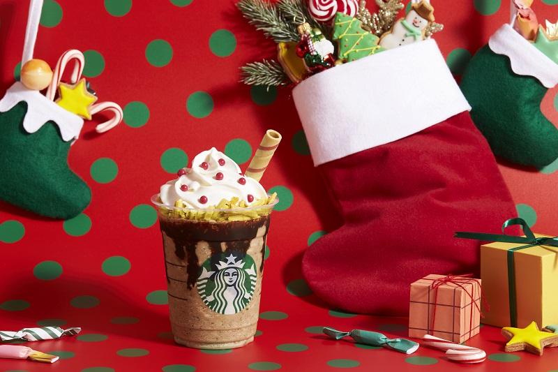 【スタバ 新作】クリスマス2019第3弾♡「サンタブーツ チョコレート フラペチーノ」が楽しみすぎ!_1
