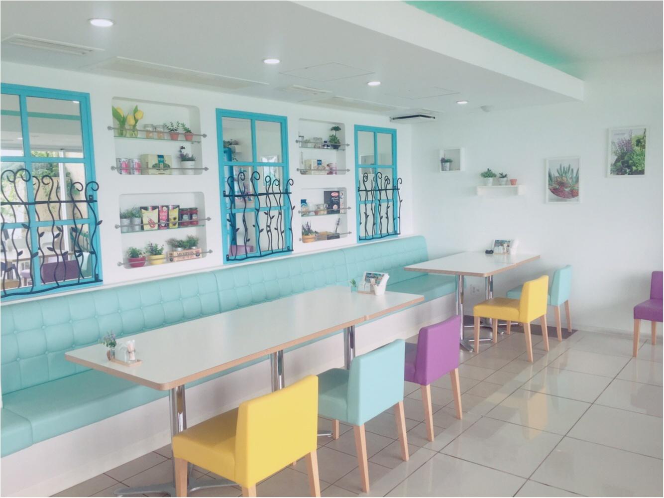 【沖縄女子旅】このドリンクがイチオシ!沖縄カフェの大定番♡ダイヤモンドブルーカフェ_4