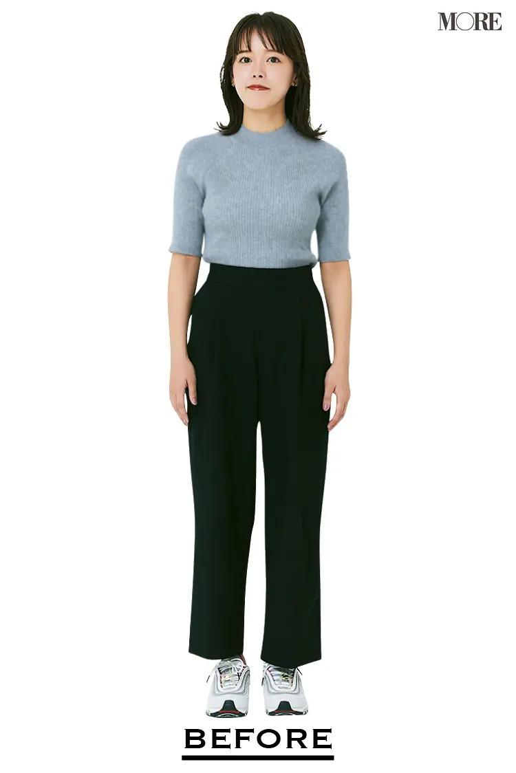 体型別に読者が試着! ワンピ、パンツ、スカート、どのデザインが一番きれいに見える?PhotoGallery_1_4