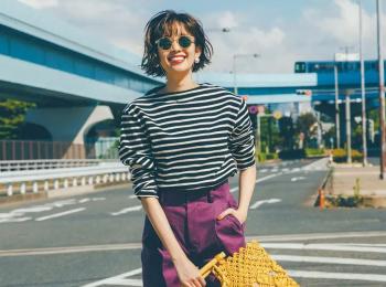 ボーダーコーデ特集 - 20代女性におすすめの大人っぽい春夏コーディネート見本