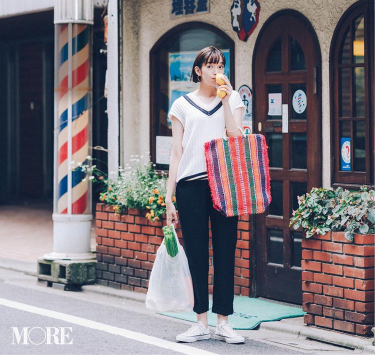 大人っぽいスニーカーコーデ特集《2019年版》 - 20代女子のきれいめカジュアルにおすすめのスニーカーは?_7