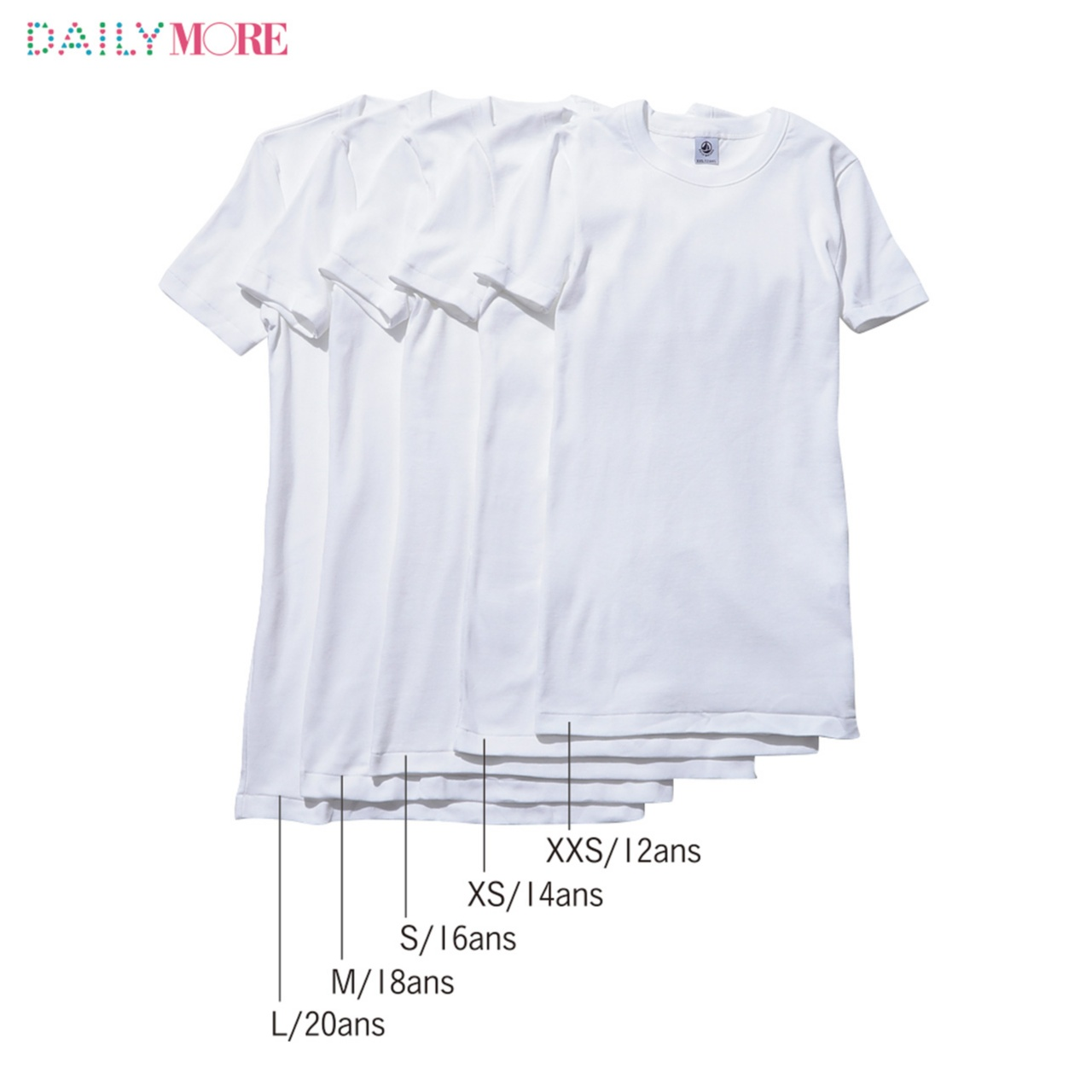 今年、キテます! 着るだけで、パリっぽくなれる【プチバトー】のTシャツを徹底解剖!_2_2