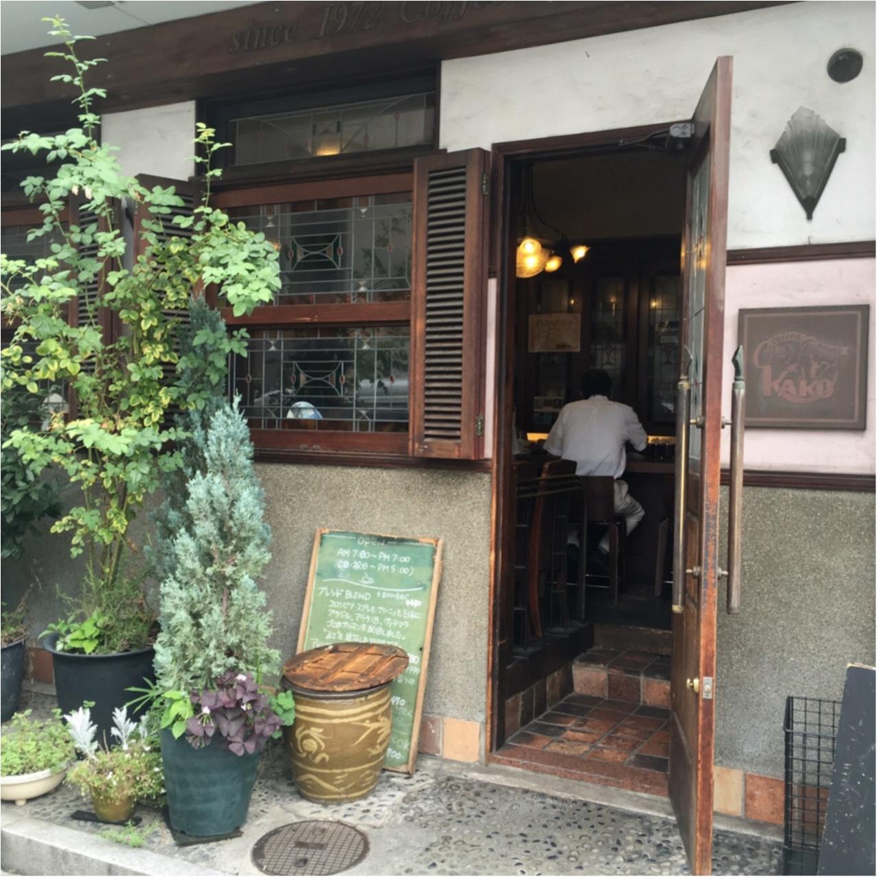 名古屋モーニングで素敵な一日の始まりを♡ 《 コーヒーハウス かこ 》_7