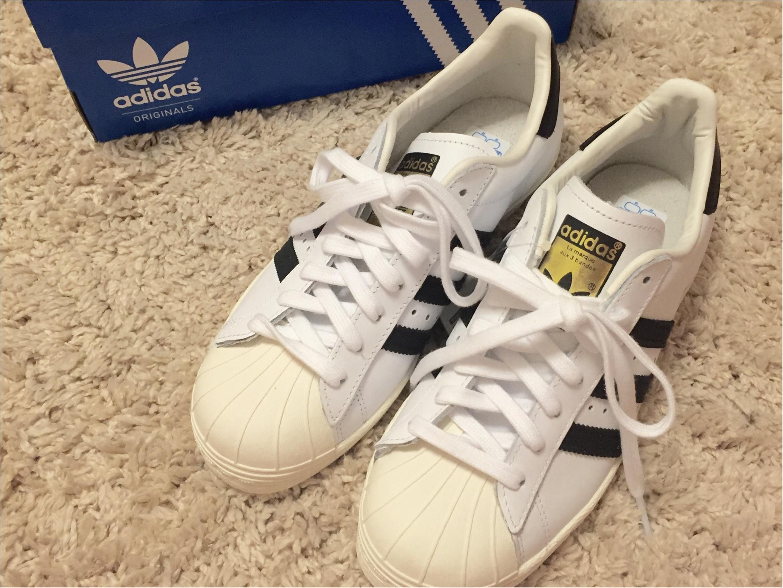 デートでもスニーカーをはきたい!around27歳の靴事情。_1