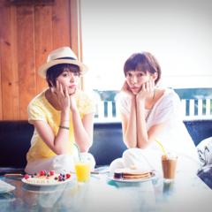 休日服はコレに決定!シーン別ほめられコーデ術♡(1・カフェで女子トーク)