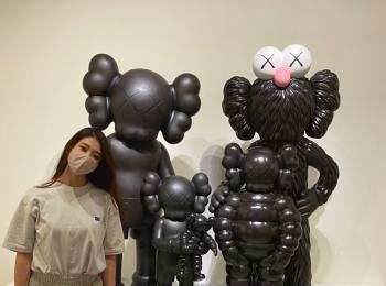 【KAWS TOKYO FIRST】カウズの大展覧会に行ってきました。