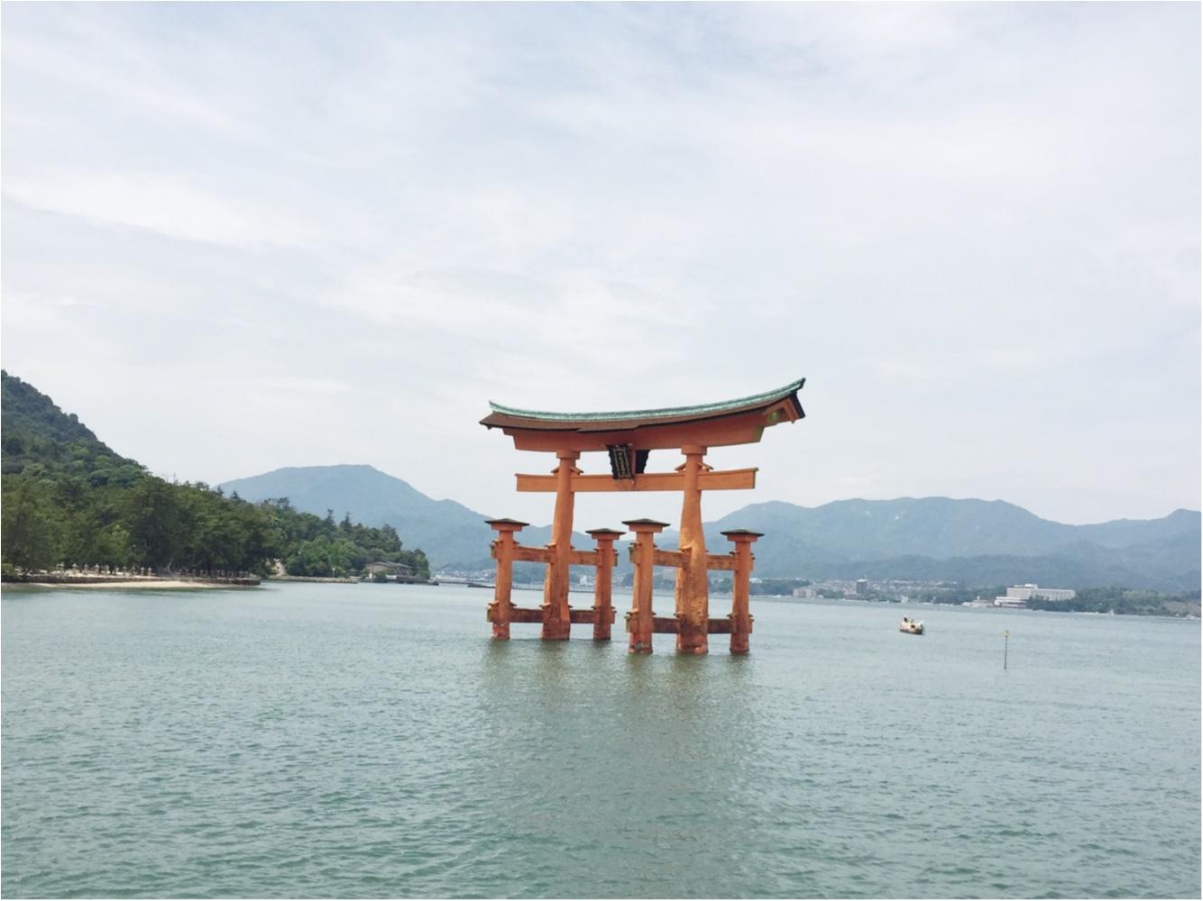 【travel】広島県宮島の過ごし方【この夏にオススメ】_6
