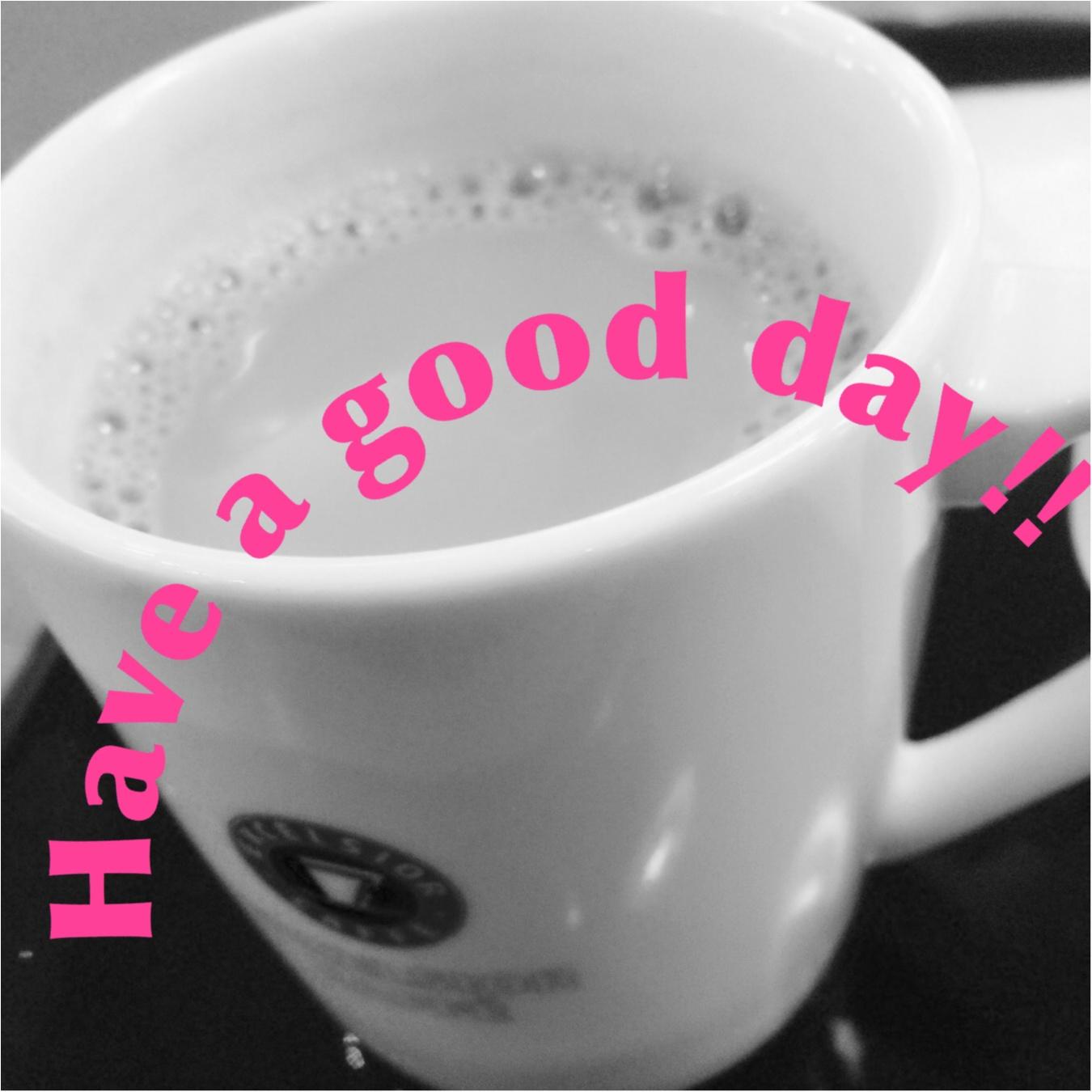 少しの早起きでその日を充実させよう!平日モーニング(*'ω'*)_2