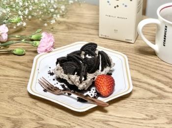 【おうちカフェまとめ】オレオチーズケーキ◆蜂蜜レモントースト◆クッキーサンドアイスetc.