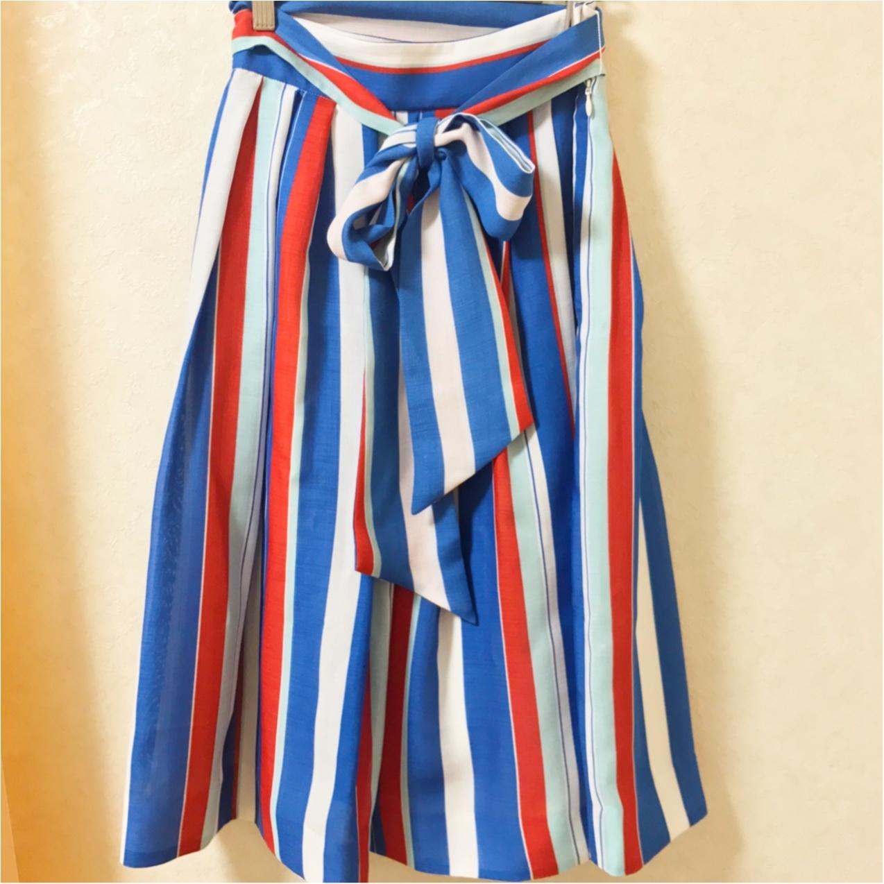 完売アイテムをセールでget!《And Couture》の主役級スカートにひとめぼれ♡_1