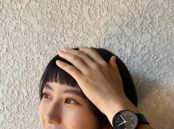 【NEWヘアー】暑い夏は厚い前髪を取っ払え!!