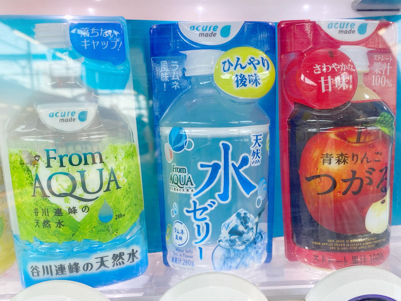 【JR東日本限定】自販機&通販で買える!「天然水ゼリー」がおすすめ♡_2