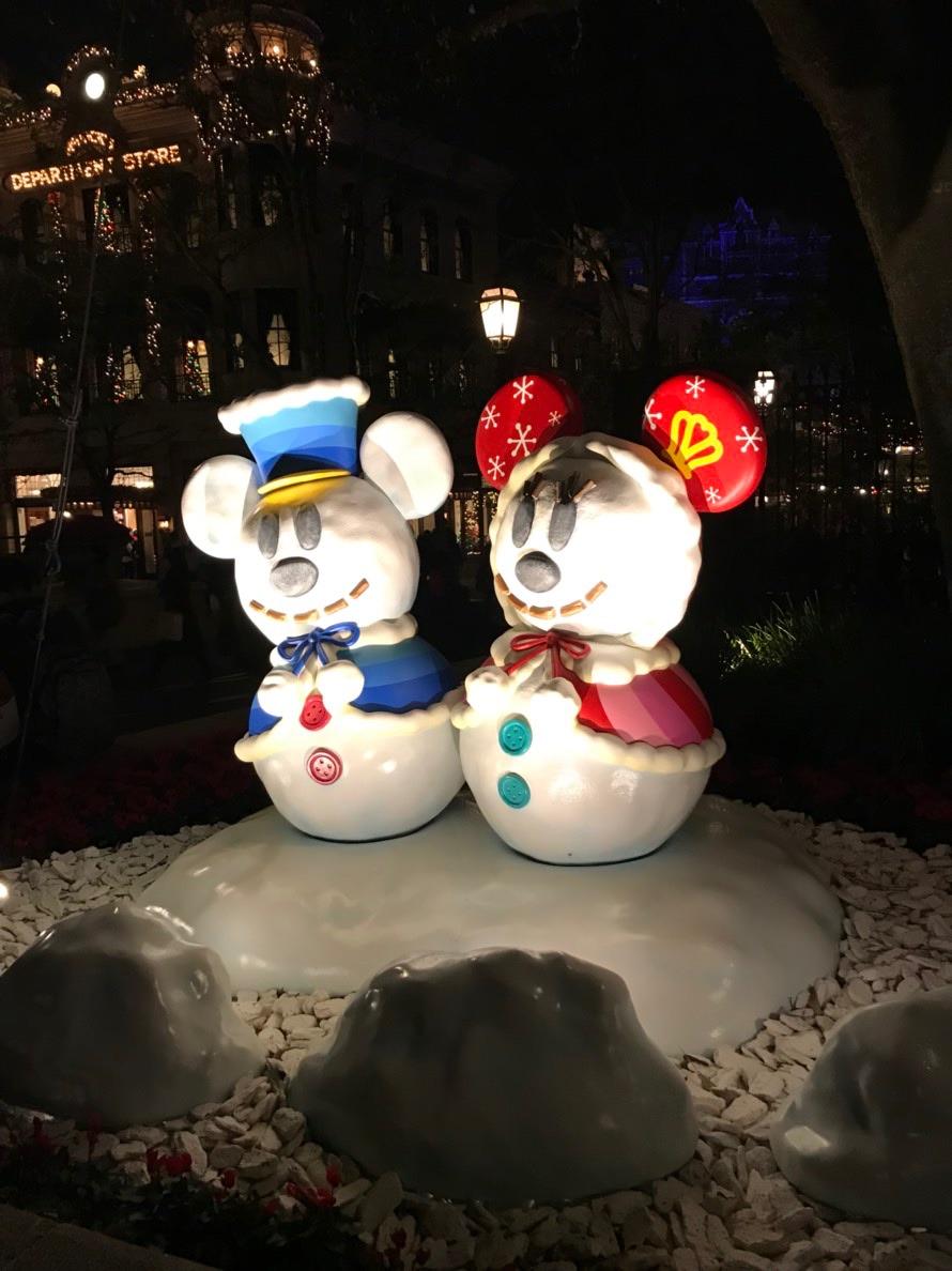 今年も「ディズニーシー クリスマス」に行ってきた!_6