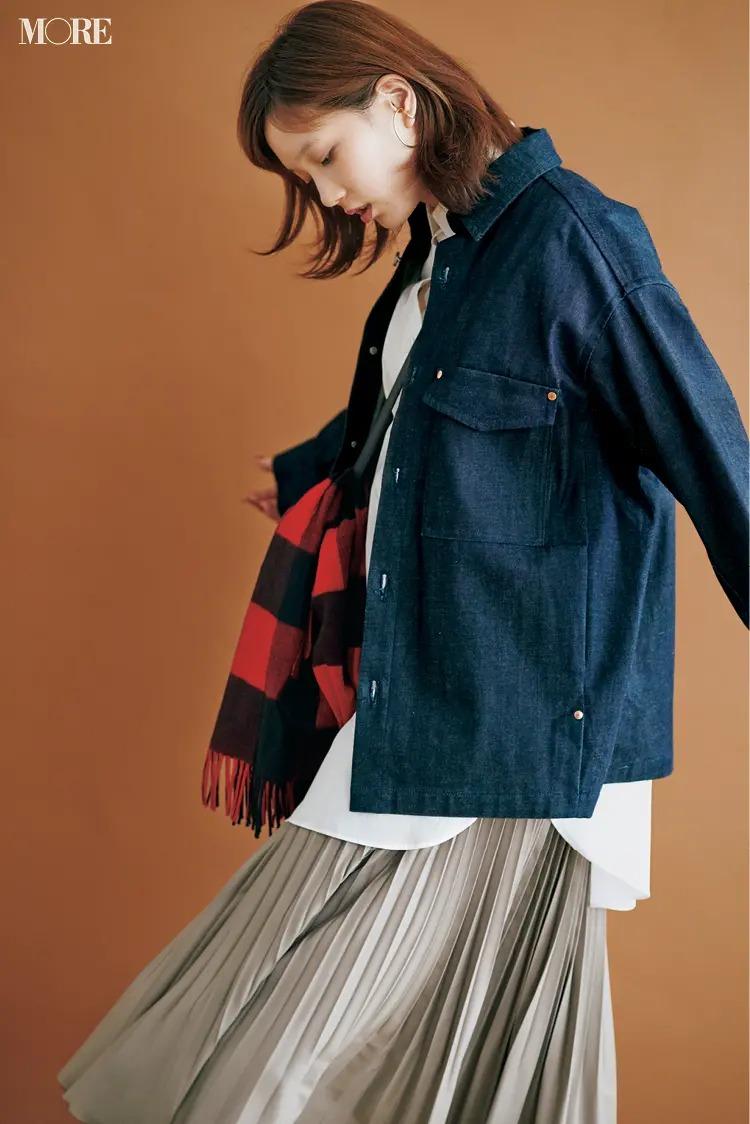 『ロンシャン×ポケモン』のバッグ全部見せ♡ 休日服になる理想のジャケットって?【今週のファッション人気ランキング】_1