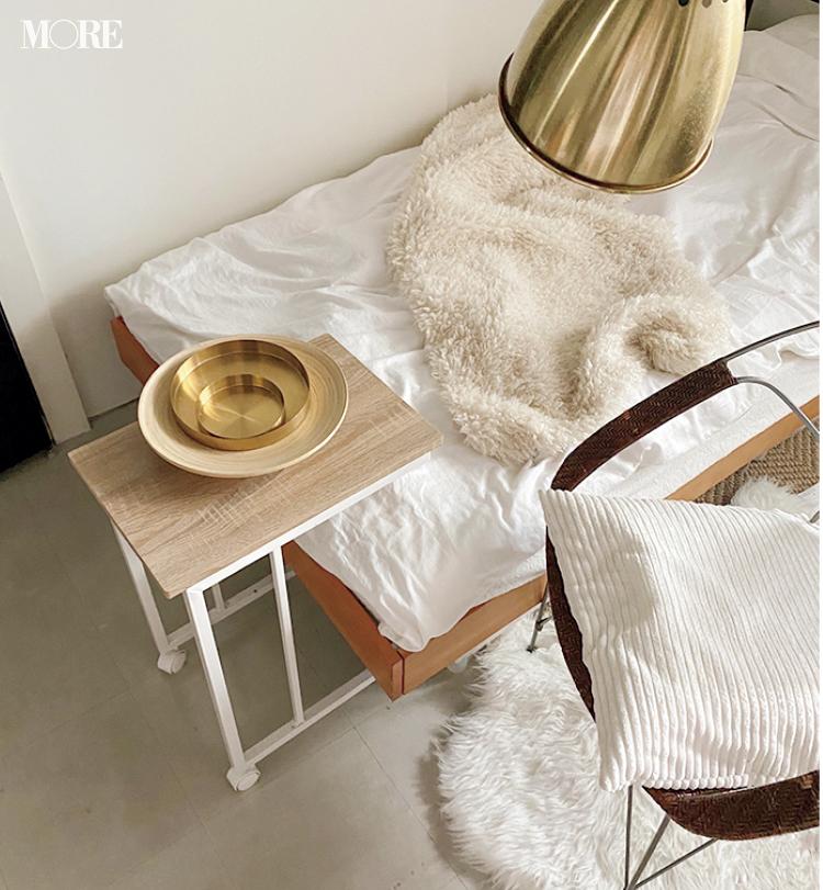 『無印良品』『イケア』『楽天ROOM』で、シンプル可愛い家具や雑貨を揃える。一人暮らしのインテリア、リアルなおしゃれテクニック!_8