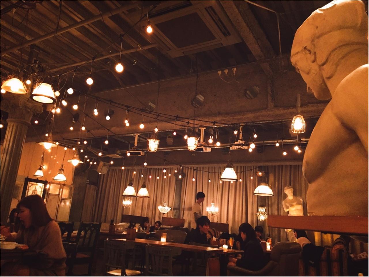 女子会におすすめ!渋谷のおしゃれな隠れ家的カフェでモアハピ女子会♡*_2