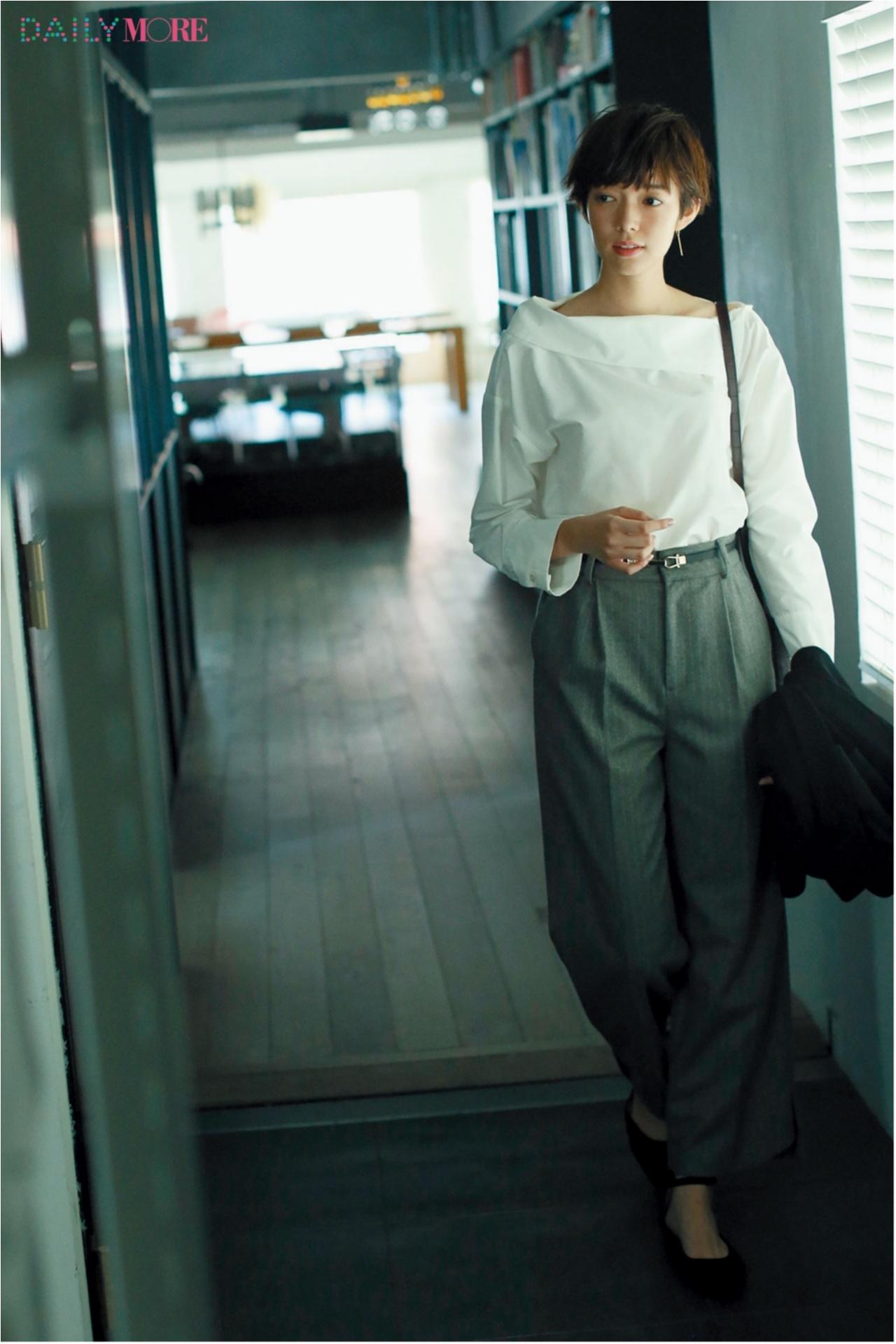 秋冬に着たいおしゃれなオフィスカジュアル♪  旬の「お仕事服見本」まとめ♡_1_7