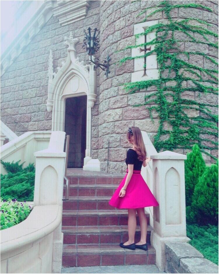 【TRIP】今度のDisneyはココで可愛い写真を撮って♥ディズニーランドのフォトスポット♥_7