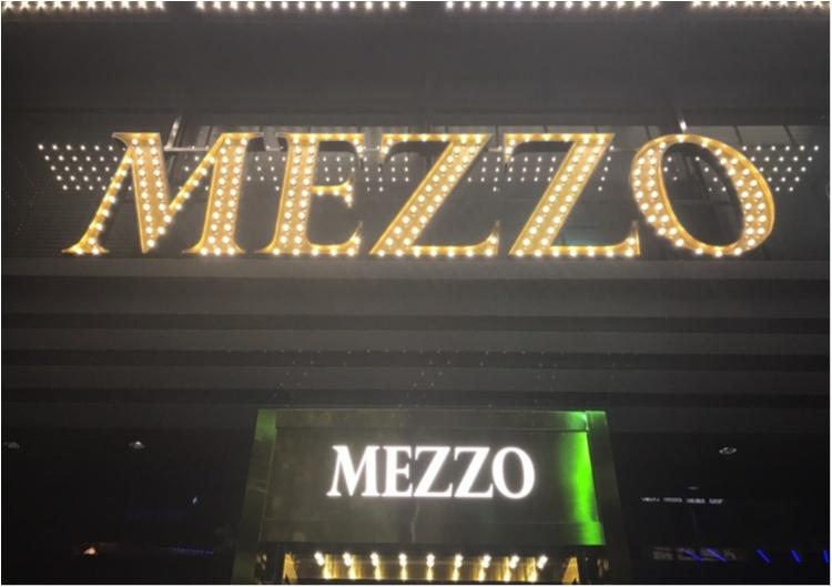 【FOOD】まるで海外に来た気分❤︎週末の夜は、MEZZO tokyoでカクテルタイム!_2