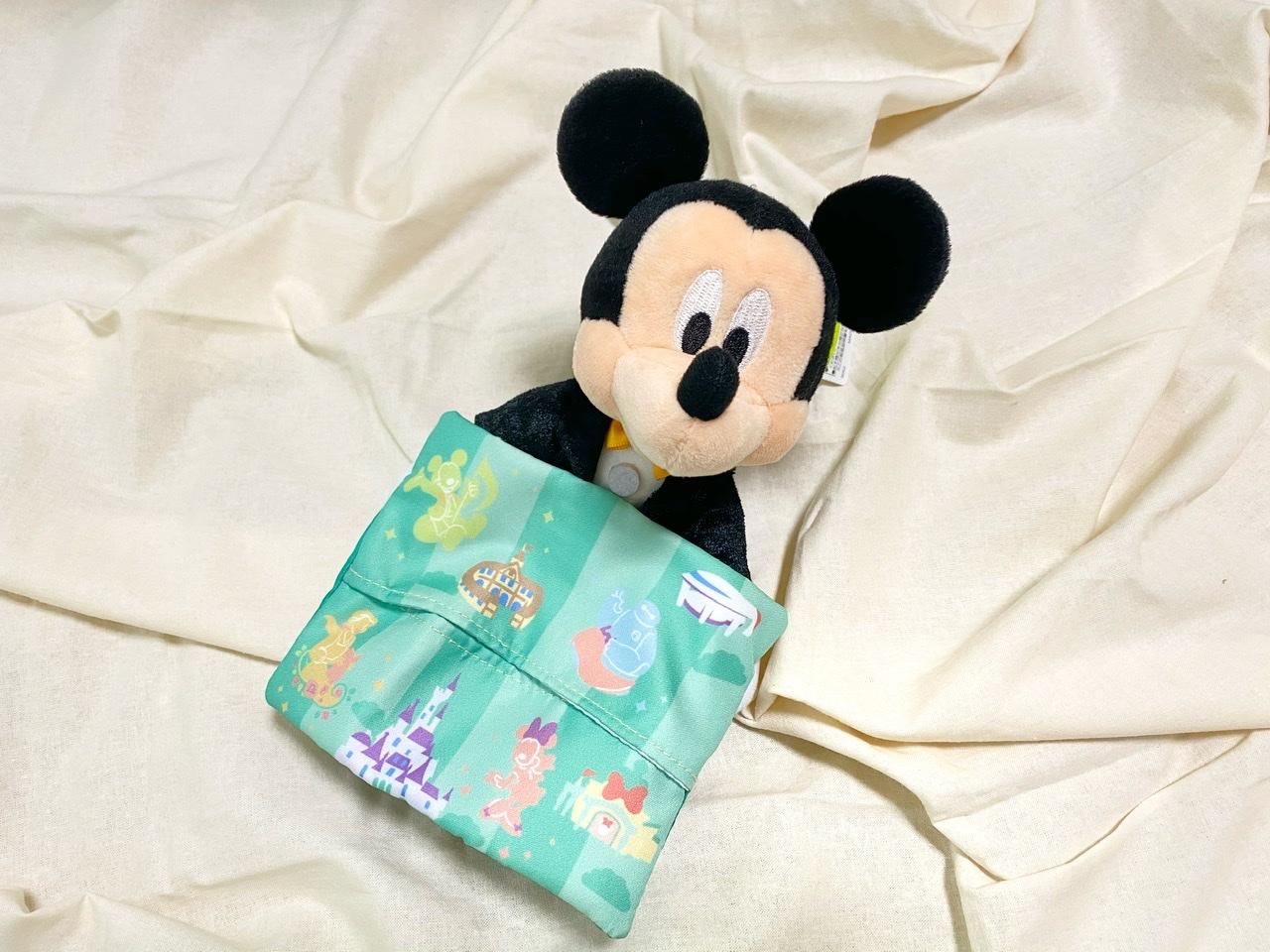 ついに【ディズニー新エリアグッズ】をGET♡私の購入品はこちら♡_2