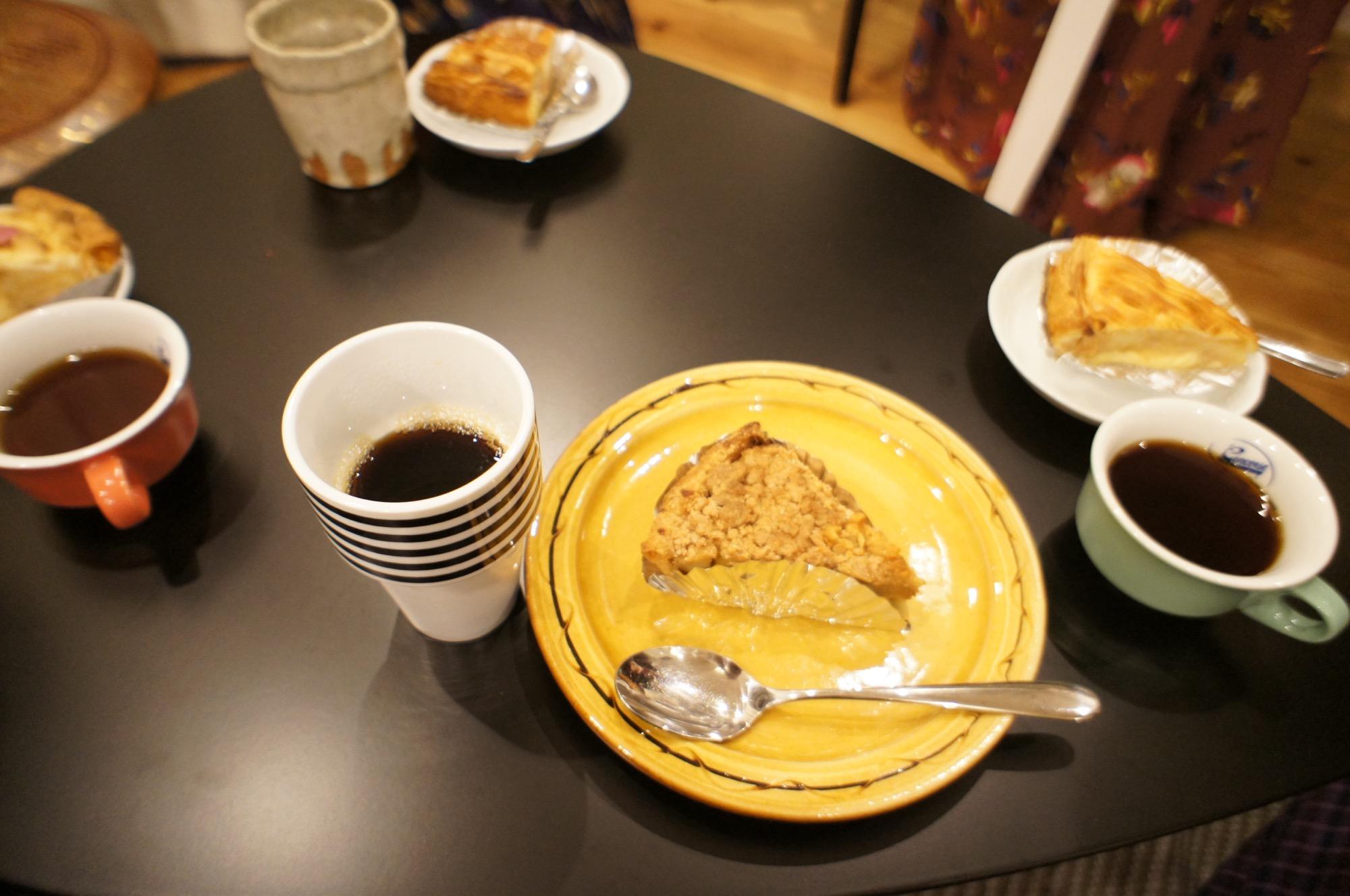 《お花見•ツウな手土産におすすめ❤️》【東急プラザ銀座】で買えるGRANNY SMITHのアップルパイが絶品☻_2
