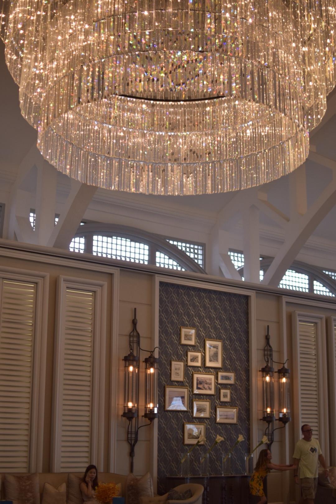 【シンガポール】マリーナベイを眺めながらアフタヌーンティーが楽しめる「フラトンベイホテル The Landing Point」_4