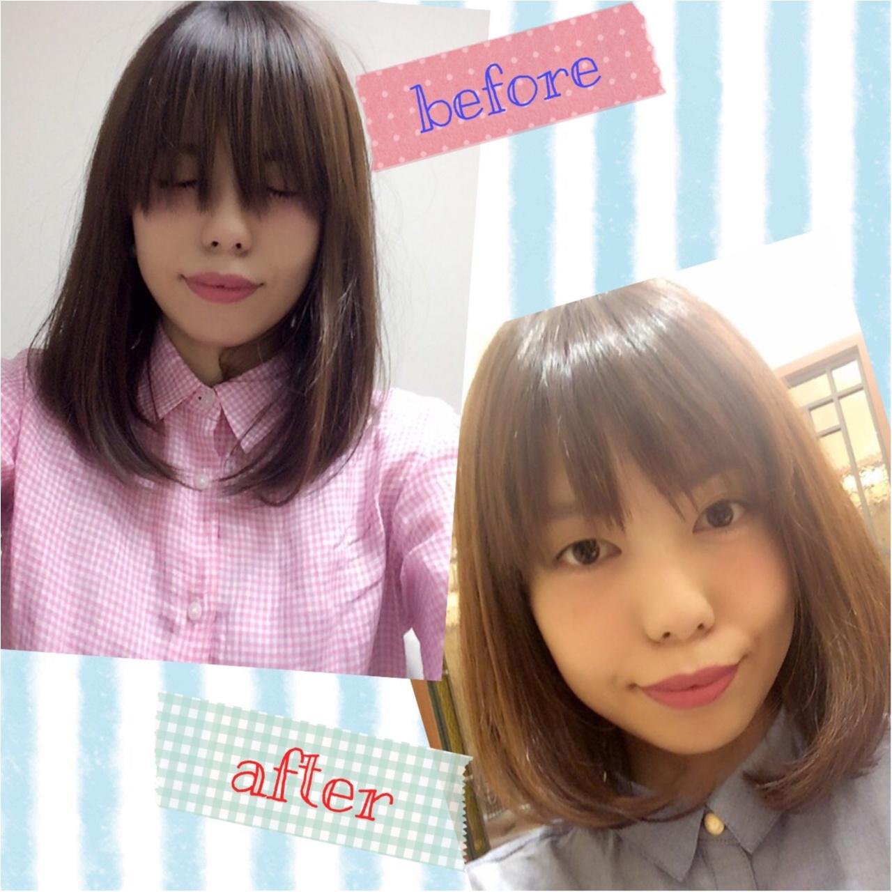 new! カットでヨンア風ロブスタイル☆_1
