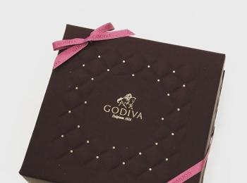 ハッピーバレンタイン♡ MORE編集部に大好きなGODIVAの期間限定チョコレートが♥