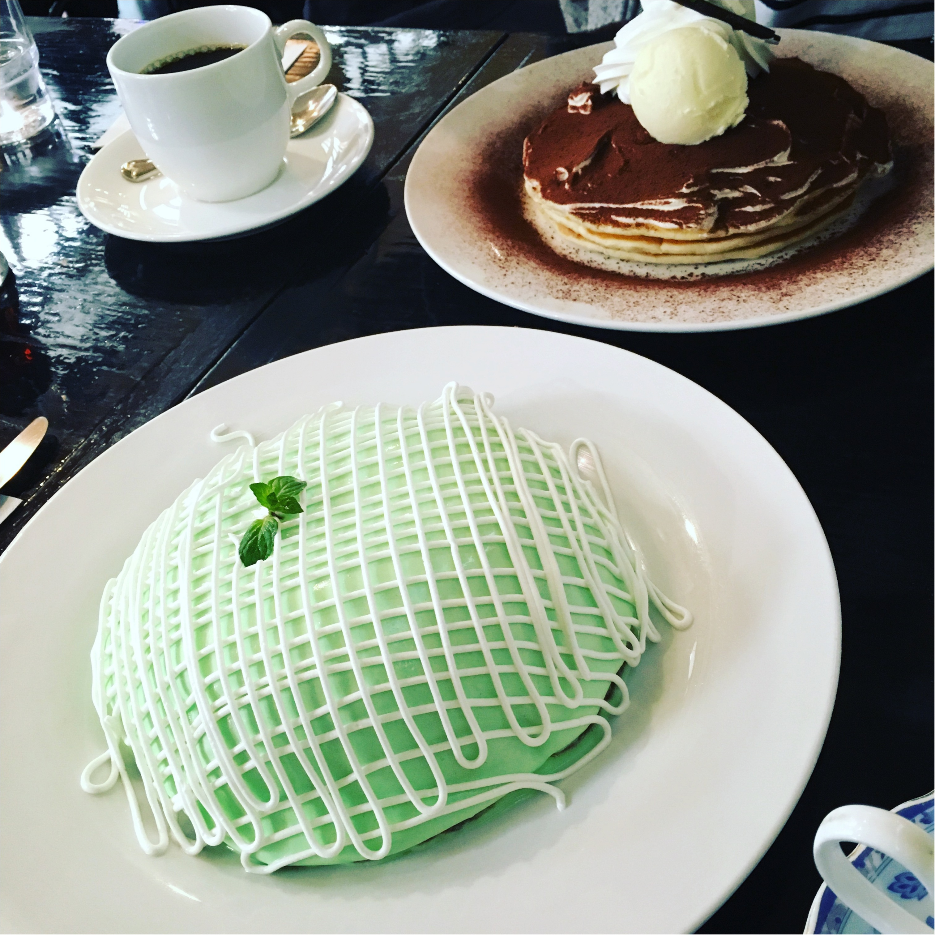 イイネ!間違いなし◎銀座のメロンパンケーキがフォトジェニックでかわいい♡_3
