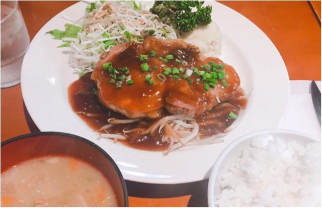 しっかりお昼ご飯【ポークソテージンジャーソース】がおススメのお店_1