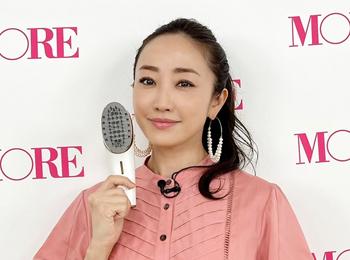 美容家・神崎恵さんがインスタライブに登場。大好評だったミーゼ 「スカルプリフト」のリフトケア(*1)法や魅力についてダイジェストでお届け!