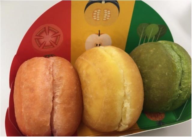 【ミスド×タニタ】野菜が入ったヘルシードーナッツ誕生!ベジポップを食べてみた_6