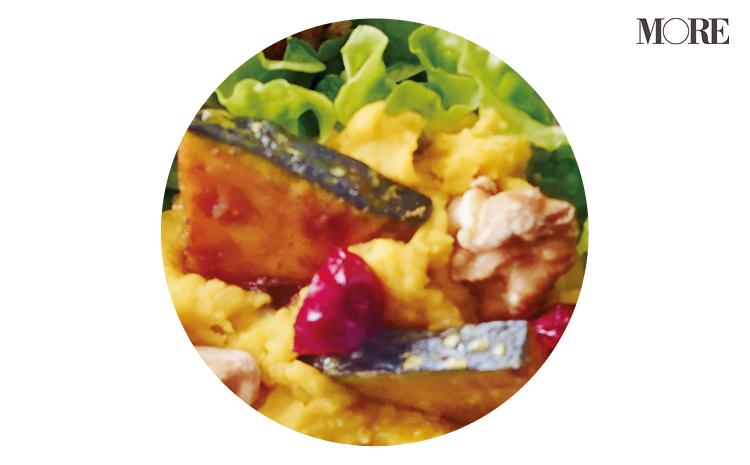 【作り置きお弁当レシピ】時短&簡単ミニハンバーグがメイン! 緑と黄色の野菜を使った副菜をたっぷり添えて☆ _3